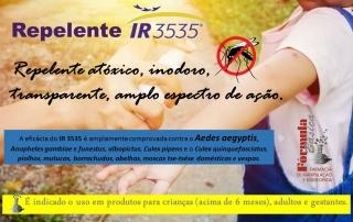Repelente IR 3535