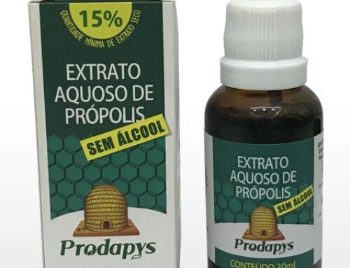 Extrato de Própolis sem Álcool